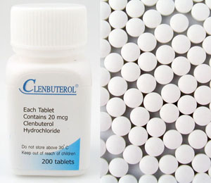 Clenbuterol, Buy your Clenbuterol Online